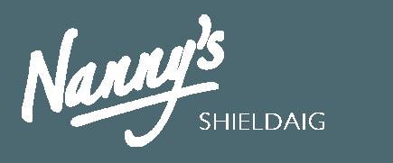 Nanny's shieldaig